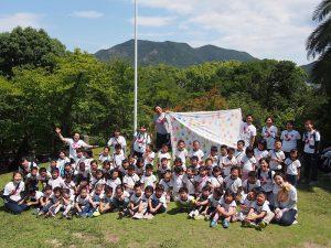 小豆島2泊3日のキャンプ